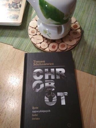"""Tomasz Michniewicz """"Chrobot"""""""