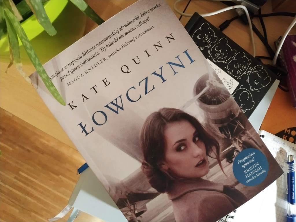 Kate Quinn Łowczyni